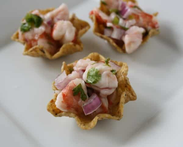 Shrimp ceviche recipe analida 39 s ethnic spoon for Shrimp and fish ceviche