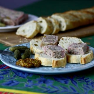 Terrine or Pate de Campagne Recipe