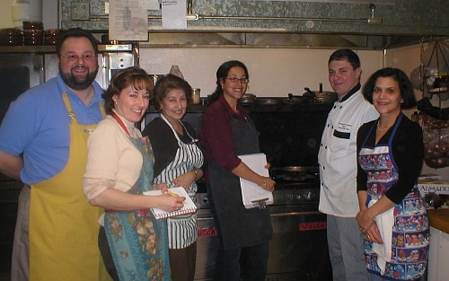 Cooking Classes at Bertrand's Bistro