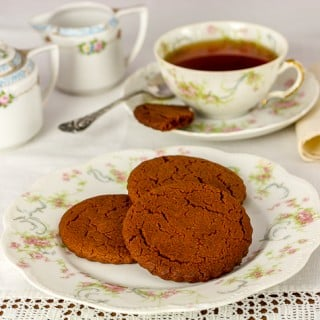 Cinnamon Snaps – A Cinnamon Lovers Cookie