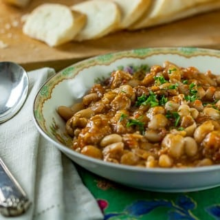 Cassoulet – French Classic Pork and Sausage Stew