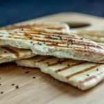 Naan: Grilled Flat Bread from India