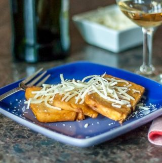 panelle - Sicilian fritters