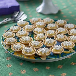 Lemon Tartlets – How to Make Fresh Lemon Curd