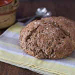 Irish brown soda bread | ethnicspoon.com