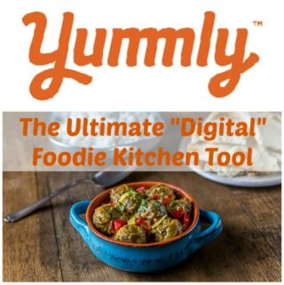 Yummly - The Ultimate Digital Foodie Kitchen Tool