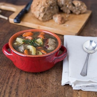 Dublin Coddle- Irish stew