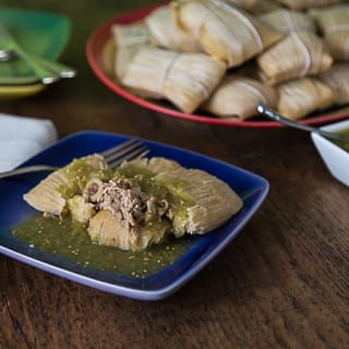 Tamales Recipe and Food History