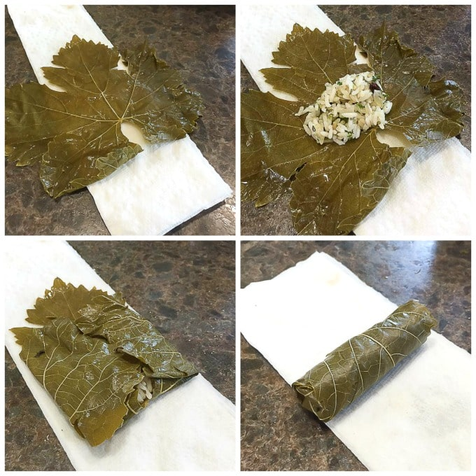 How to roll dolmas food history and recipe. |ethnicspoon.com