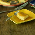 No Bake stove top flan recipe is a Latin American custard with caramelized sugar. | ethnicspoon.com