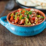 Ezme: Turkish Tomato and Pepper Salsa
