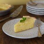 light and fluffly orange lemon pie|ethnicspoon.com