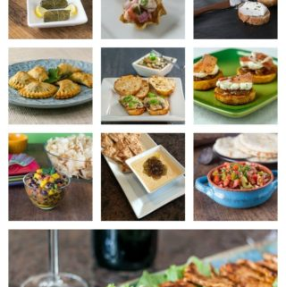 Ten tasty tapas recipes for your next party. | ethnicspoon.com