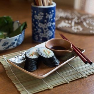 How make sushi sticky rice and recipe | ethnicspoon.com