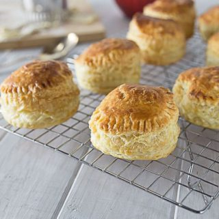 Try one of my favorite Latin recipes: Pastelitos de Pollo or spicy chicken in puff pasty is a delicious and easy street food you can make at home.   ethnicspoon.com
