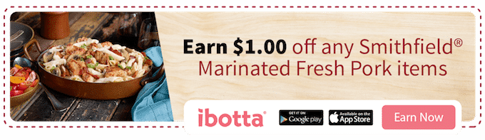 Ibotta $1.00 Coupon