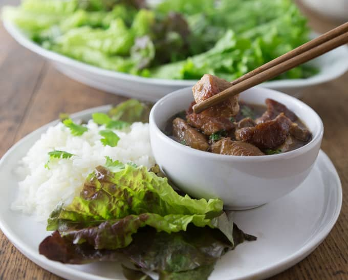Vietnamese Coconut Braised Pork - Analida's Ethnic Spoon
