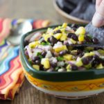 Mango Black Bean Salsa Recipe