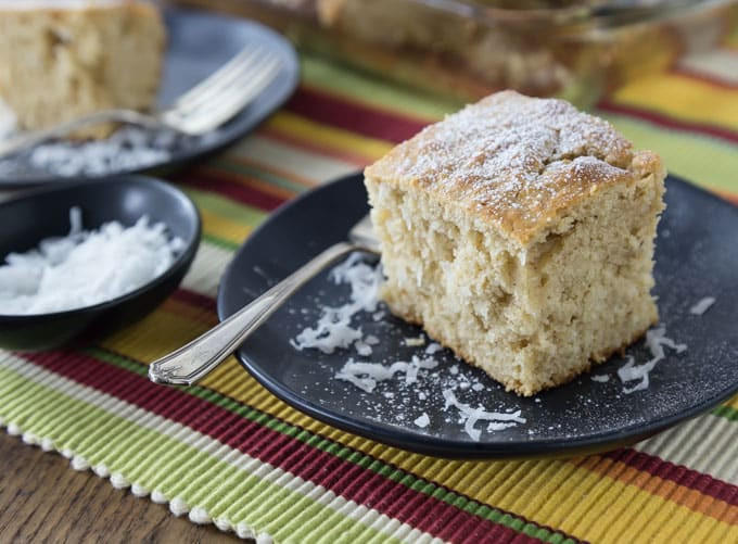 Jamaican toto caribbean coconut cake analidas ethnic spoon you are going to love making this easy kid friendly from scratch cake recipe that has forumfinder Gallery