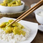 How about an exotic chicken dish that is simple to make? Sweet, spicy and tangy are all flavors I would use to describe Cambodian chicken amok. The coconut milk coupled with their own blend if curry spices and lemon grass are truly something very unique and easy to make too! Get the step by step instructions on how to make this fabulous dish. | ethnicspoon.com