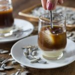 Cold coffee drink are popular during the hot summers in Vietnam and I think you'll enjoy. Ca phe sua da is easy to make at home too! Espresso, ice and some sweetened condensed milk are all you need. | ethnicspoon.com