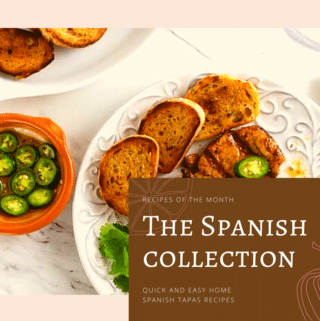 spanish tapas ebook graphic