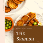 spanish tapas book cover
